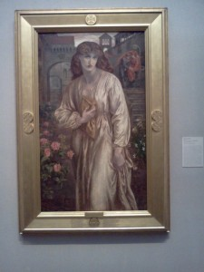Dante Gabriel Rossetti, The Salutation of Beatrice